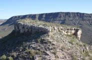 Indian Mesa, north of Lake Pleasant, AZ